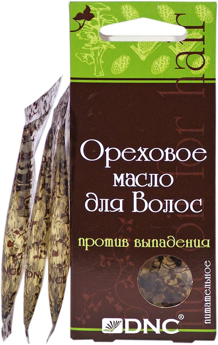 """Ореховое масло для волос """"DNC"""", против выпадения, 3х15 мл"""