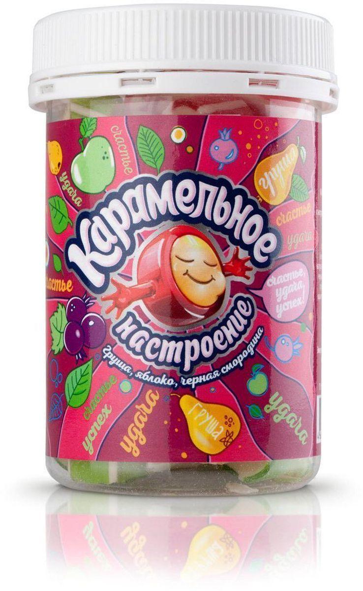 Карамельное настроение Счастье, удача, успех конфеты, 140 г394-R1Карамель леденцовая ручной работы с натуральным вкусом.