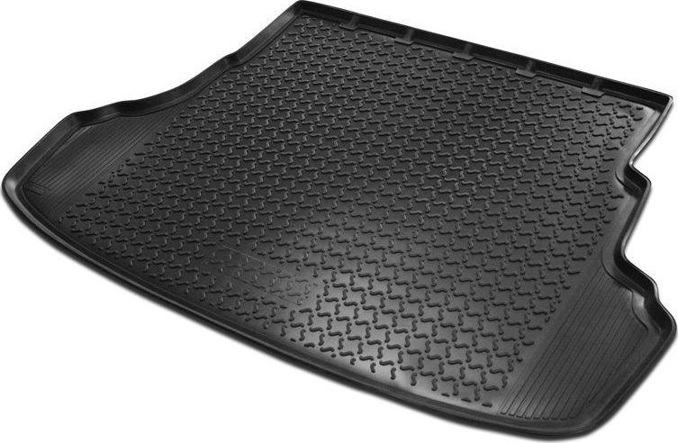 Коврик багажника Rival для Kia Sorento Prime 2015-, полиуретан14707002Коврик багажника Rival позволяет надежно защитить и сохранить от грязи багажный отсек вашего автомобиля на протяжении всего срока эксплуатации, полностью повторяют геометрию багажника.- Высокий борт специальной конструкции препятствует попаданию разлитой жидкости и грязи на внутреннюю отделку.- Произведен из первичных материалов, в результате чего отсутствует неприятный запах в салоне автомобиля.- Рисунок обеспечивает противоскользящую поверхность, благодаря которой перевозимые предметы не перекатываются в багажном отделении, а остаются на своих местах.- Высокая эластичность, можно беспрепятственно эксплуатировать при температуре от -45°C до +45°C.- Коврик изготовлен из высококачественного и экологичного материала, не подверженного воздействию кислот, щелочей и нефтепродуктов. Уважаемые клиенты! Обращаем ваше внимание, что коврик имеет форму, соответствующую модели данного автомобиля. Фото служит для визуального восприятия товара.