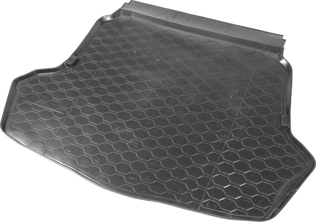 Коврик багажника Rival для Kia Optima Classic 2016-/Kia Optima Comfort 2016-, полиуретан12807002Коврик багажника Rival позволяет надежно защитить и сохранить от грязи багажный отсек вашего автомобиля на протяжении всего срока эксплуатации, полностью повторяют геометрию багажника.- Высокий борт специальной конструкции препятствует попаданию разлитой жидкости и грязи на внутреннюю отделку.- Произведен из первичных материалов, в результате чего отсутствует неприятный запах в салоне автомобиля.- Рисунок обеспечивает противоскользящую поверхность, благодаря которой перевозимые предметы не перекатываются в багажном отделении, а остаются на своих местах.- Высокая эластичность, можно беспрепятственно эксплуатировать при температуре от -45°C до +45°C.- Коврик изготовлен из высококачественного и экологичного материала, не подверженного воздействию кислот, щелочей и нефтепродуктов. Уважаемые клиенты! Обращаем ваше внимание, что коврик имеет форму, соответствующую модели данного автомобиля. Фото служит для визуального восприятия товара.