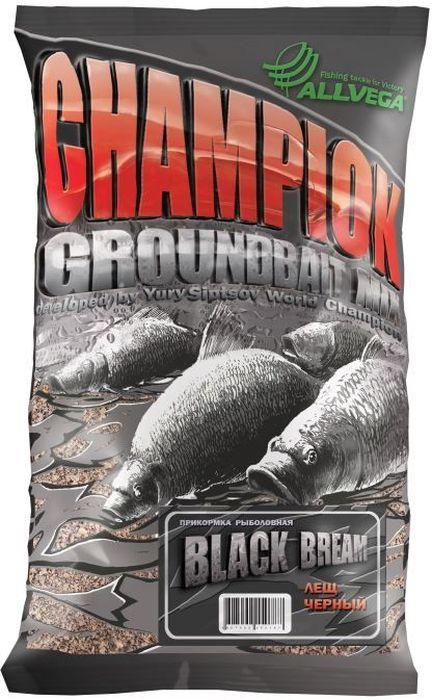 Прикормка Allvega Champion. Black Bream, 1 кг0059188Прикормка Allvega Champion. Black Bream обладает темным цветом и приятным сладким ароматом. Благодаря идеально проработанному составу, позволит показать максимальный результат даже в условиях высокой конкуренции.Идеально подходит для ловли леща. Может использоваться как самостоятельная прикормка, так и в качестве основы для приготовления специальных смесей с другими прикормками и компонентами.Товар сертифицирован.