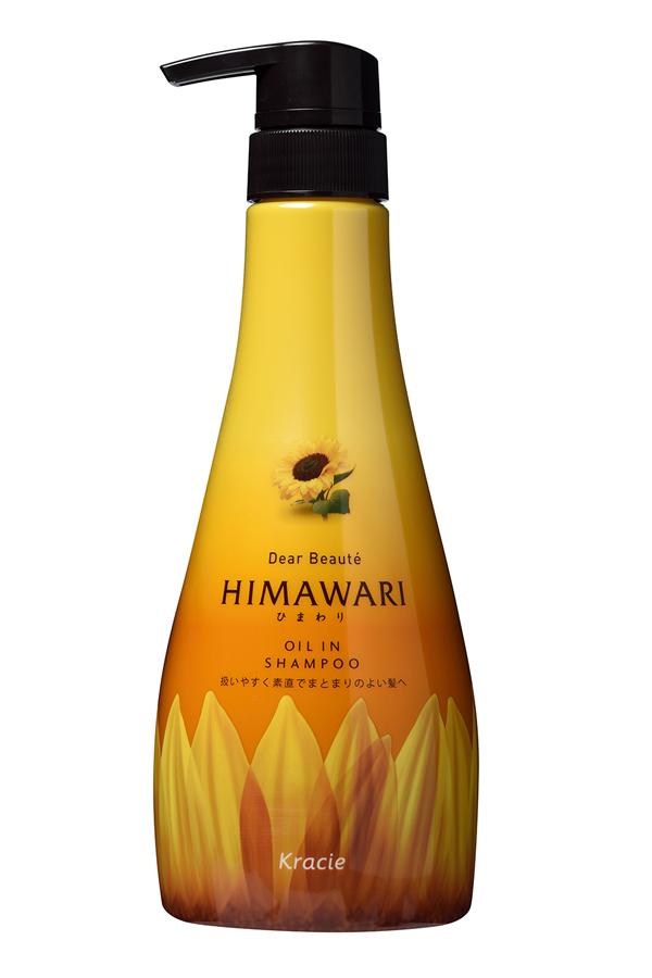 Kracie 70001kr Dear Beaute Шампунь для поврежденных волос с раститительным комплексом Himawari Premium EX, 500 млFS-00897Данная серия восстанавливает гидро-липидный баланс волос,делая их сильными, гладкими и распрямленными! После использо-вания волосы становятся послушными и легко поддаются укладке.Растительный комплекс Himawari Premium EX распознает повреждения,вызванные нарушением гидро-липидного баланса во внешней и внутреннейчасти волоса. Входящие в состав компоненты устраняют дисбаланс,возвращая волосам здоровье и гладкость. За восстановление структуры волосаотвечают органическое подсолнечное масло, органический экстракт побеговподсолнуха, а также экстракты семян и цветков подсолнуха. В составе средстваотсутствуют силиконы и не используются ПАВы сульфатного происхождения.
