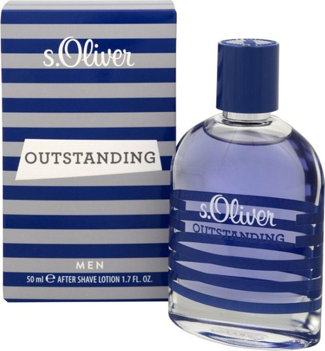 S.oliver Outstanding Men Туалетная вода 50 мл191116Outstanding Men s.Oliver - это аромат для мужчин, принадлежит к группе ароматов древесные фужерные. s.Oliver Outstanding дарит уникальную возможность наслаждаться нестандартным стилем, создавать собственный мир.