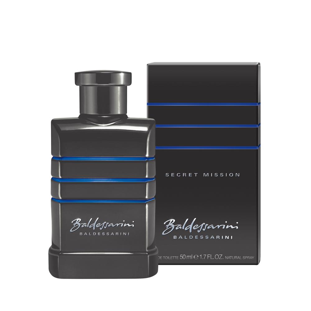Baldessarini Secret Mission Туалетная вода 50 мл2218Secret Mission - аромат, окружающий мужчину аурой загадочности, которая привлекает к нему любого, кто сталкивается с ним.