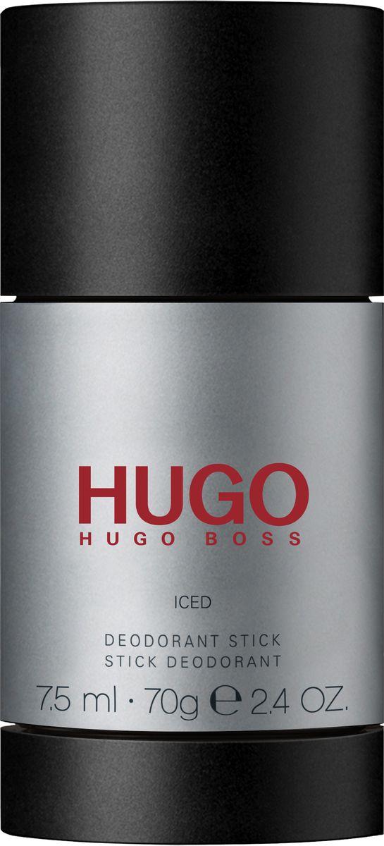 Hugo Boss Hugo Iced Дезодорант стик 75 мл8005610262185Hugo Iced – новый аромат, заряжающий энергией. Для тех, кто не боится следовать за своей мечтой. Он идеально передает смелый и дерзкий характер HUGO, а металлический леденящий флакон в форме фляги отражает бодрящие и свежие нотки композиции. Верхняя нота ледяной мяты пробуждает и дарит энергию на весь день. В сердце аромата звучат придающие уверенность ноты чайного дерева в сочетании с можжевельником и горьким апельсином. Ветивер в базовых нотах делает аромат мужественным и насыщенным, наполняет решительностью и поднимает настроение.