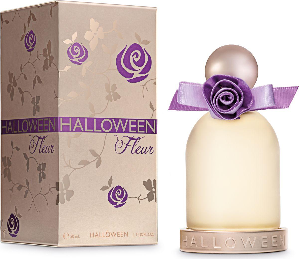 Halloween Fleur Туалетная вода 50 мл65998237000Эликсир молодости, аромат, пробуждающий Жизнь.