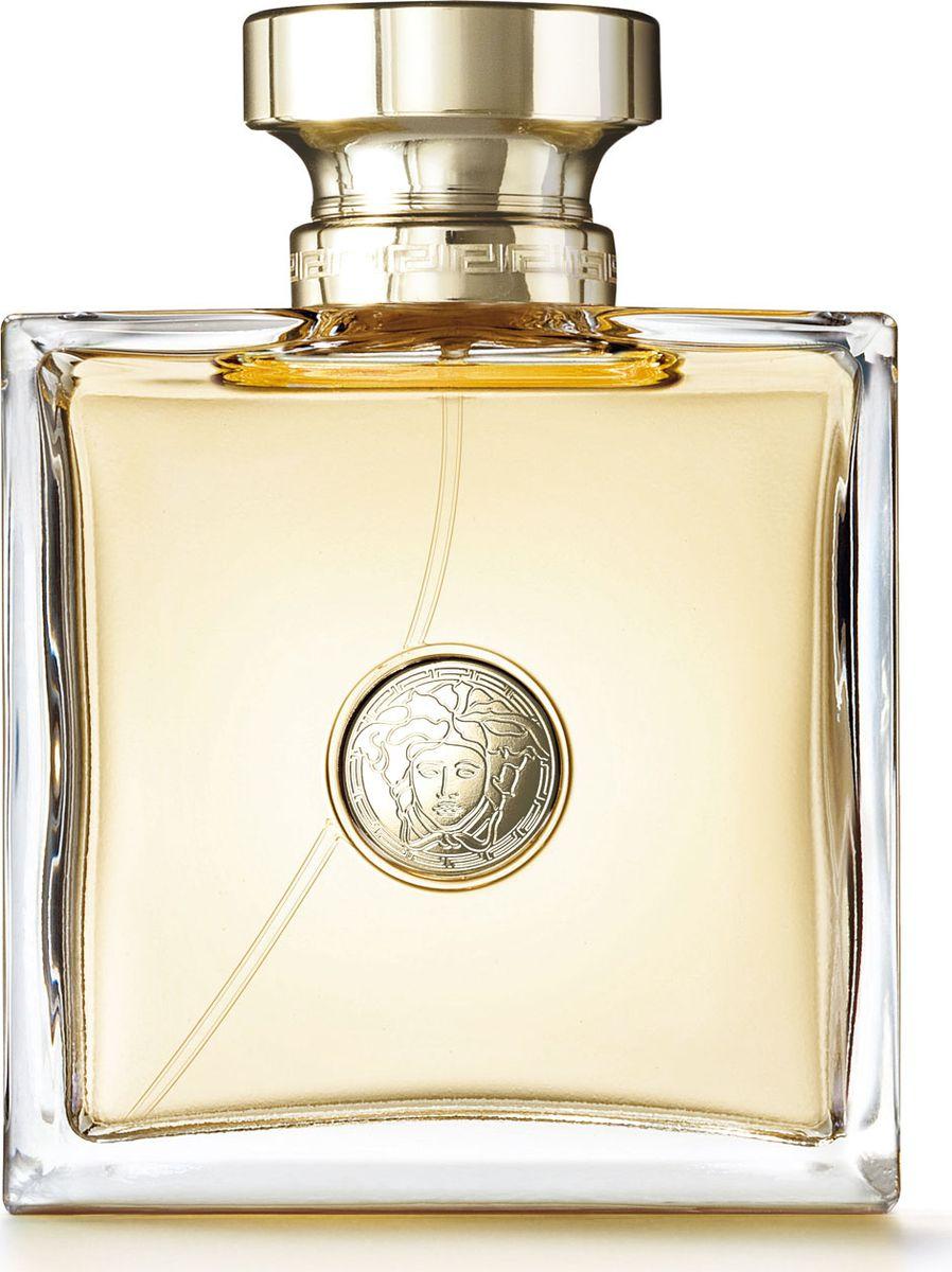 Versace Versace Парфюмерная вода 100 мл10Это аромат, который окутает вас cвежим флером цветов, которые понравятся каждой женщине. Этот классический аромат, бесценный и вечный, тем не менее можно носить в любое время дня. Он придаст законченность и гламурный шик любому наряду.