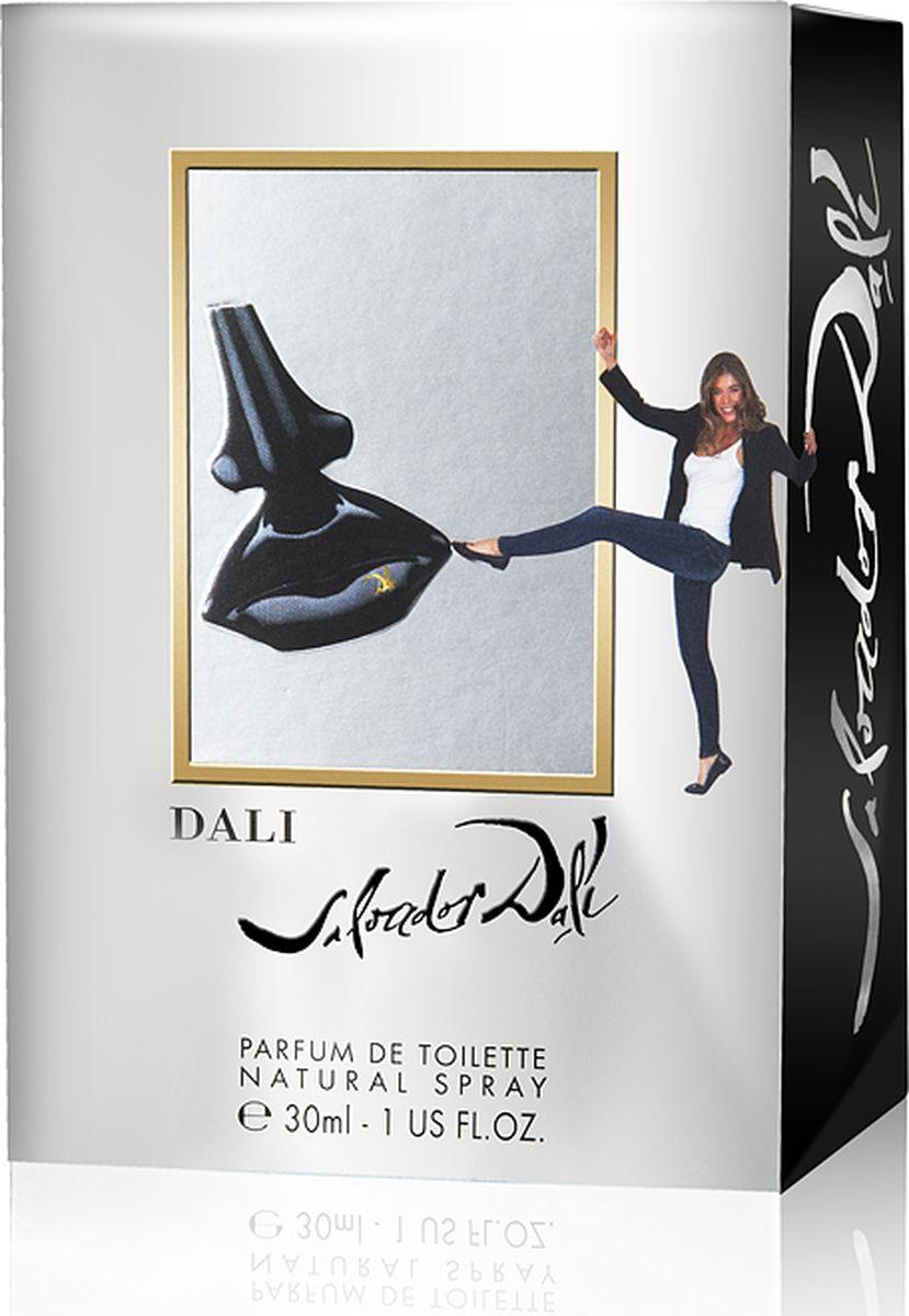 Les Parfums Salvador Dali Dali Feminin Парфюмерная вода black edition 30 мл89661Уникальные духи, созданные как произведение искусства, как картина, со своей темой, цветом и полутонами; как поэма редких эссенций, гармонично сочетающихся в едином произведении. В 1981 году Сальвадор Дали закончил картину Явление лица Афродиты Книдской в ландшафте. Он сам сделал рисунок для первого флакона и принимал непосредственное участие в создании аромата. Роскошь царственной розы и элегантность классического жасмина – знаковые ноты самых дорогих духов в истории парфюмерии.