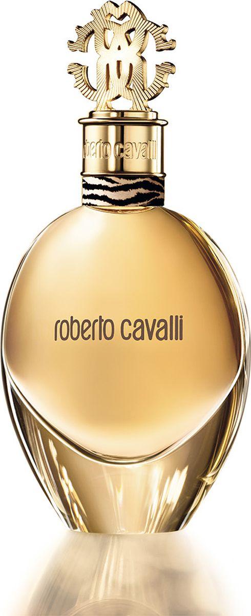 Roberto Cavalli Парфюмерная вода 75 мл2218Аромат Roberto Cavalli сразу очаровывает дерзостью и сексуальностью. Он раскрывается пряными нотами розового перца, подчеркивая хищную сторону характера женщины. Основа аромата - женственные и нежные ноты цветка апельсинового дерева. Ноты тропических бобов тонка оставляют теплый, насыщенный, легкий миндально-ванильный шлейф.