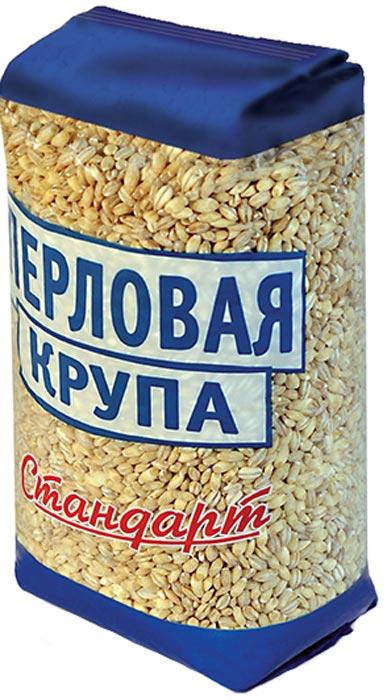 Стандарт крупа перловая, 900 г0120710Перловая крупа - основа здорового питания, так как это 100% натуральный продукт! Перловая крупа Стандарт богата витаминами и микроэлементами. В ней содержатся витамины группы В, оказывающие позитивное влияние на нервную систему, витамин D, способствующий усвоению кальция и фосфора, витамины A и Е, которые отвечают за красоту волос, ногтей и кожи. Перловая каша идеально сочетается с грибами или овощами.