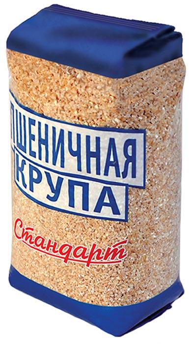 Стандарт крупа пшеничная, 700 г24Пшеничная крупа представляет собой один из самых лучших натуральных источников энергии, а также оказывает общеукрепляющее воздействие на организм. К достоинствам и преимуществам пшеничной крупы Стандарт относится способность укреплять иммунную систему, восполнять недостаток витаминов и минералов, а также нормализовать кислотно-щелочной баланс в организме. Пшеничную кашу Стандарт любят взрослые и дети за ее нежный вкус и аппетитный аромат. Пшеничная крупа великолепно сочетается как с овощами, так и с мясными блюдами.