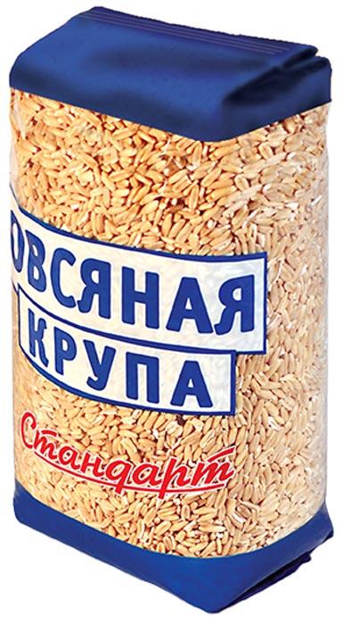 Стандарт крупа овсяная, 800 г0120710Хлопья Стандарт изготовлены на 100% из цельных злаков, которые содержат все компоненты зерна в природном соотношении. Они сохраняют всю природную пользу - ценные пищевые волокна (клетчатку), минеральные вещества и витамины.Овсяные хлопья Стандарт богаты пищевыми волокнами, которые улучшают пищеварение, нормализуя работу желудочно-кишечного тракта. Чтобы хорошо чувствовать себя, взрослому человеку необходимо съедать 30 грамм пищевых волокон в день.