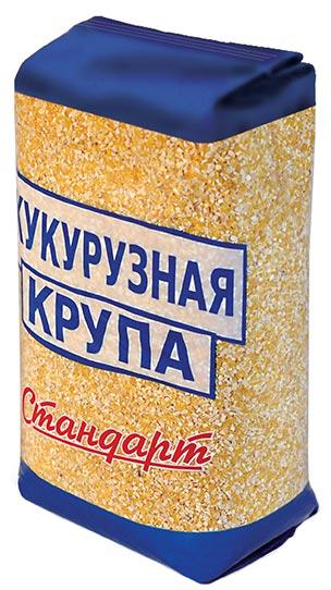 Стандарт крупа кукурузная, 800 г