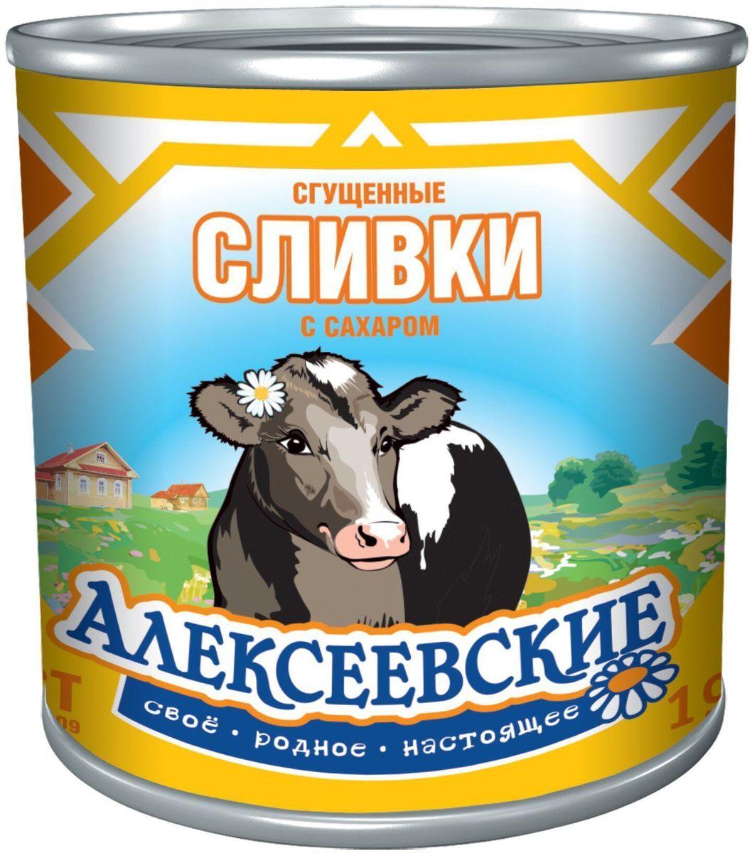 Союзконсервмолоко Сливки сгущенные, 360 г