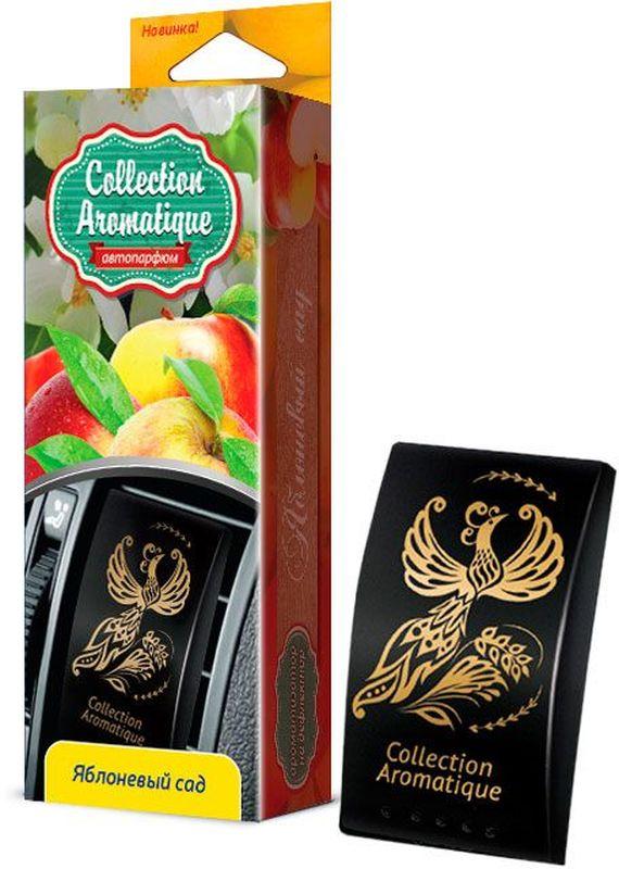 Ароматизатор автомобильный Fouette Яблоневый сад, на дефлектор ароматизатор автомобильный fouette антитобак на дефлектор