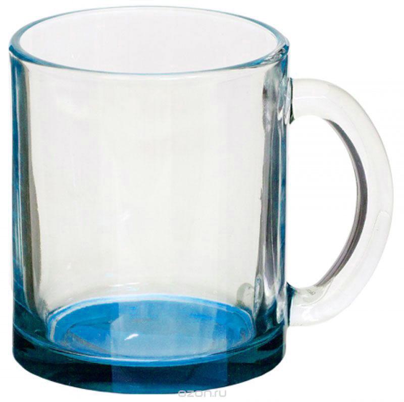 Кружка OSZ Чайная, цвет: синий, 320 мл115510Кружка OSZ Чайная изготовлена из прочного стекла. Изделие оснащено удобной ручкой и сочетает в себе лаконичный дизайн и функциональность. Изделие имеет цветное дно. Кружка прозрачная, но при ее наклоне создается оптическая иллюзия, что кружка цветная. Кружка OSZ Чайная не только украсит ваш кухонный стол, но подчеркнет прекрасный вкус хозяйки.