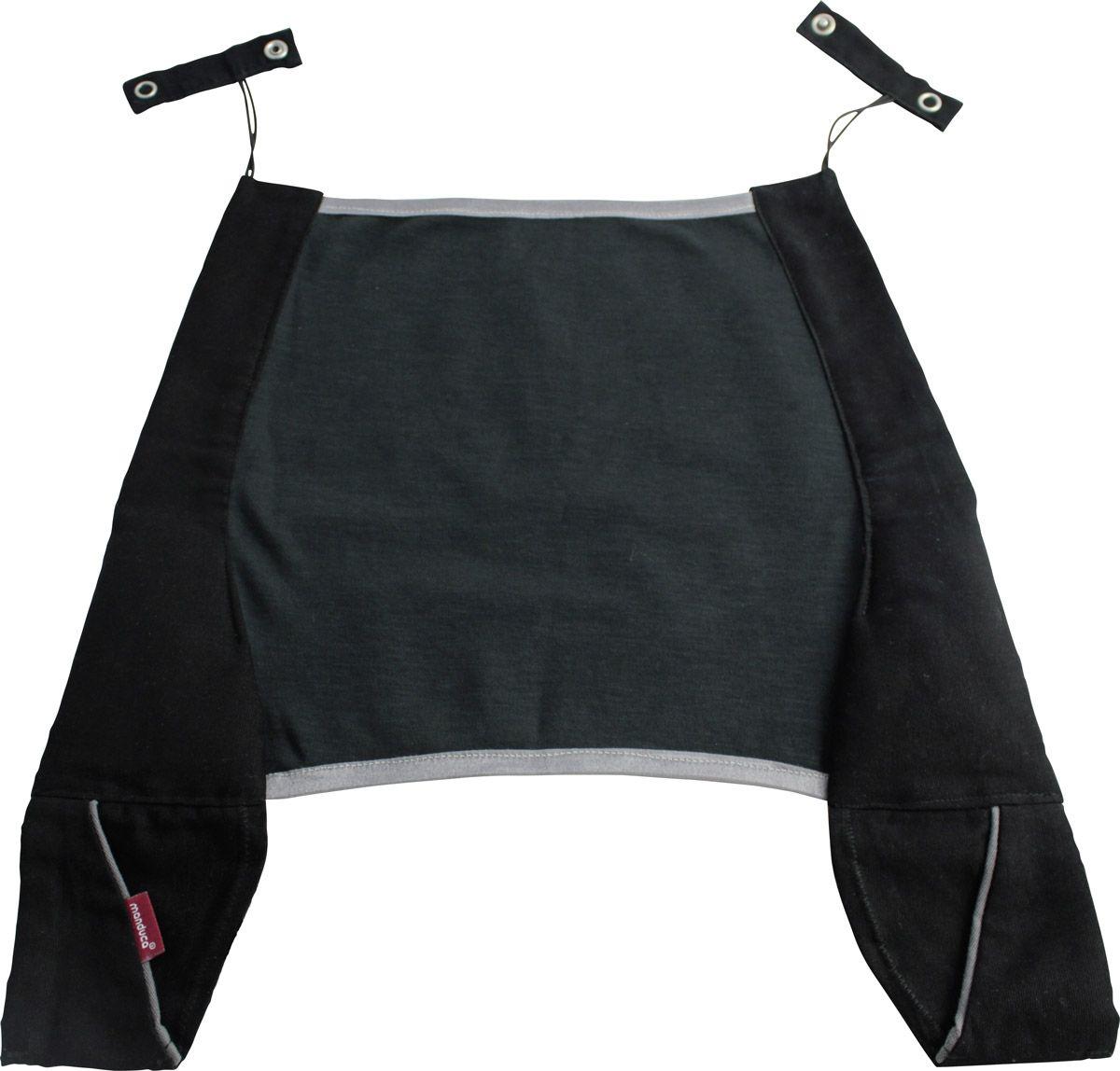 Manduca Расширитель спинки слинг-рюкзака ExTend цвет черный - Рюкзаки, слинги, кенгуру