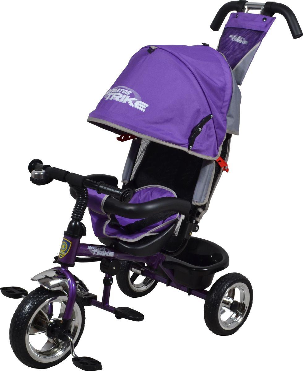 Navigator Велосипед трехколесный Lexus цвет фиолетовый Т57640 - Велосипеды-каталки