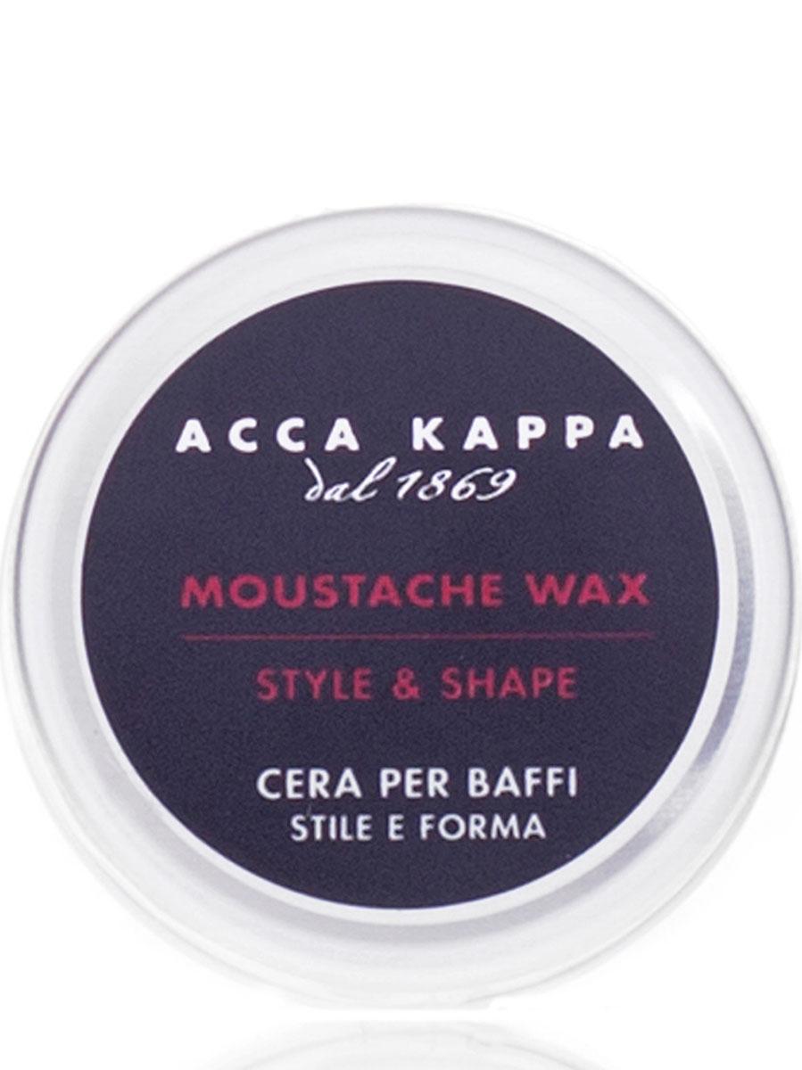 Acca Kappa Воск для усов 15 мл853509Воск для усов позволяет уложить и зафиксировать усы, оставляя их приятными на ощупь и поддерживая их форму.