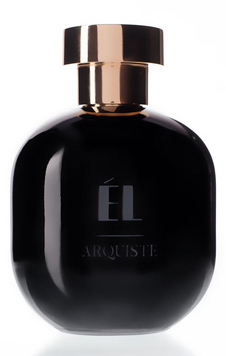 Arquiste Парфюмерная вода EL 100 млAR2101100Ночь на самой знойной дискотеке Акапулько. Шумное веселье на танцполе. В самый жаркий момент он со скромной улыбкой выходит на улицу, собираясь искупаться в ночном море. Он расстегивает рубашку, обнажая бронзовую кожу и выпуская на волю аромат своего одеколона: вирильная мускусность, пачули, дубовый мох и элегантные древесные ноты. Этот мужественный запах – впечатление от дня под солнцем, усиленное трепетом ночи.