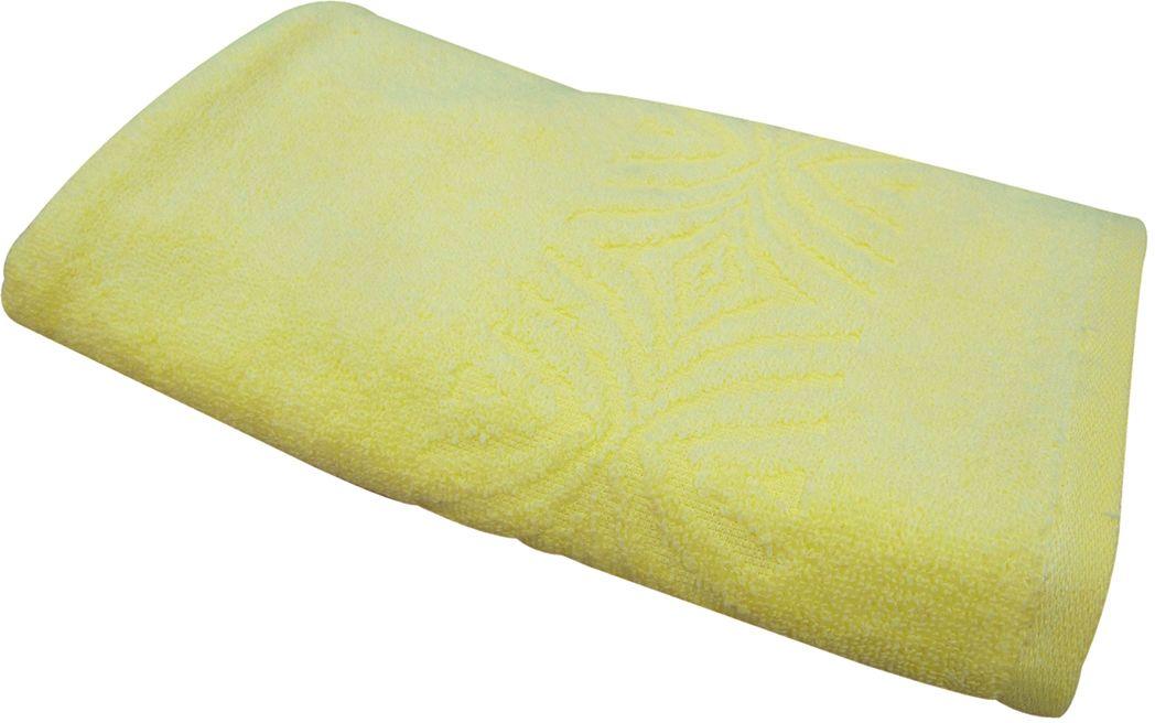 Полотенце махровое Bravo Комфорт, цвет: желтый, 65 х 130 см68/5/2Полотенце Комфорт выполнено из натуральной махровой ткани (100% хлопок). Изделие отлично впитывает влагу, быстро сохнет, сохраняет яркость цвета и не теряет форму даже после многократных стирок. Полотенце очень практично и неприхотливо в уходе. Оно создаст прекрасное настроение и украсит интерьер в ванной комнате.