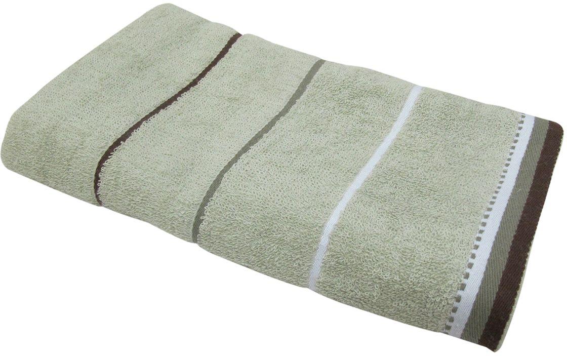 Полотенце махровое НВ Тренд, цвет: серый, 50 х 90 см. м0754_1187831