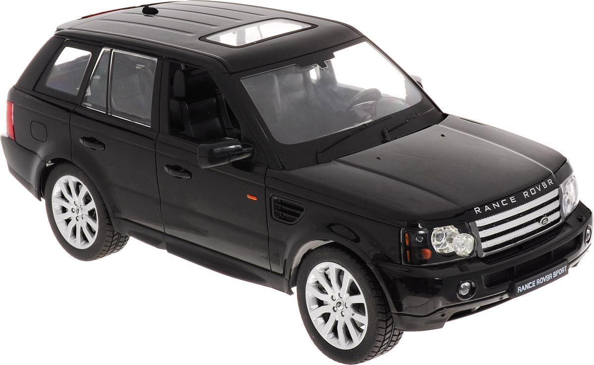"""Радиоуправляемая модель MZ """"Land Rover 2021"""" понравится не только ребенку, но и взрослому, ценящему оригинальные подарки. Модель выполнена из прочного пластика и представляет собой точную копию автомобиля LR-2021 в масштабе 1/14. В комплект входит удобный пульт управления, зарядное устройство для аккумулятора модели и инструкция на русском языке. Модель отличается тщательной проработкой и высокой детализацией. Автомобиль реалистично двигается вперед и назад, а также выполняет повороты вправо и влево. Модель дополнена световыми эффектами. Прорезиненные колеса имеют рельеф и обеспечивают надежное сцепление с любой гладкой поверхностью. Реалистичная модель на радиоуправлении приведет в восторг и ребенка, и взрослого, и принесет множество ярких впечатлений, а также позволит устроить настоящие гонки у себя дома.Для работы модели рекомендуется докупить 5 батареек напряжением 1,5V типа АА (товар комплектуется демонстрационными)."""