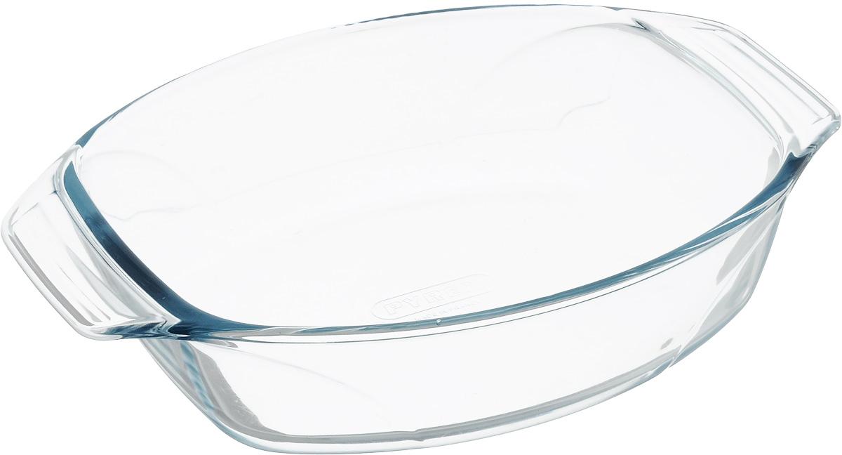 Форма для запекания Pyrex Optimum, овальная, 30 х 21 см54 009303Форма для запекания Pyrex Optimum изготовлена из прозрачного жаропрочногостекла. Непористая поверхность исключает образование бактерий, великолепно моется. Изделие идеально подходит для приготовленияв духовом шкафу.Выдерживает перепад температур от -40°C до +300°C.Форма Pyrex Optimum подходит для использования в микроволновой печи, приготовления блюд вдуховке, хранения пищи в холодильнике. Можно мыть в посудомоечной машине.Размер формы (по верхнему краю): 30 х 21 см.Высота формы: 6 см.