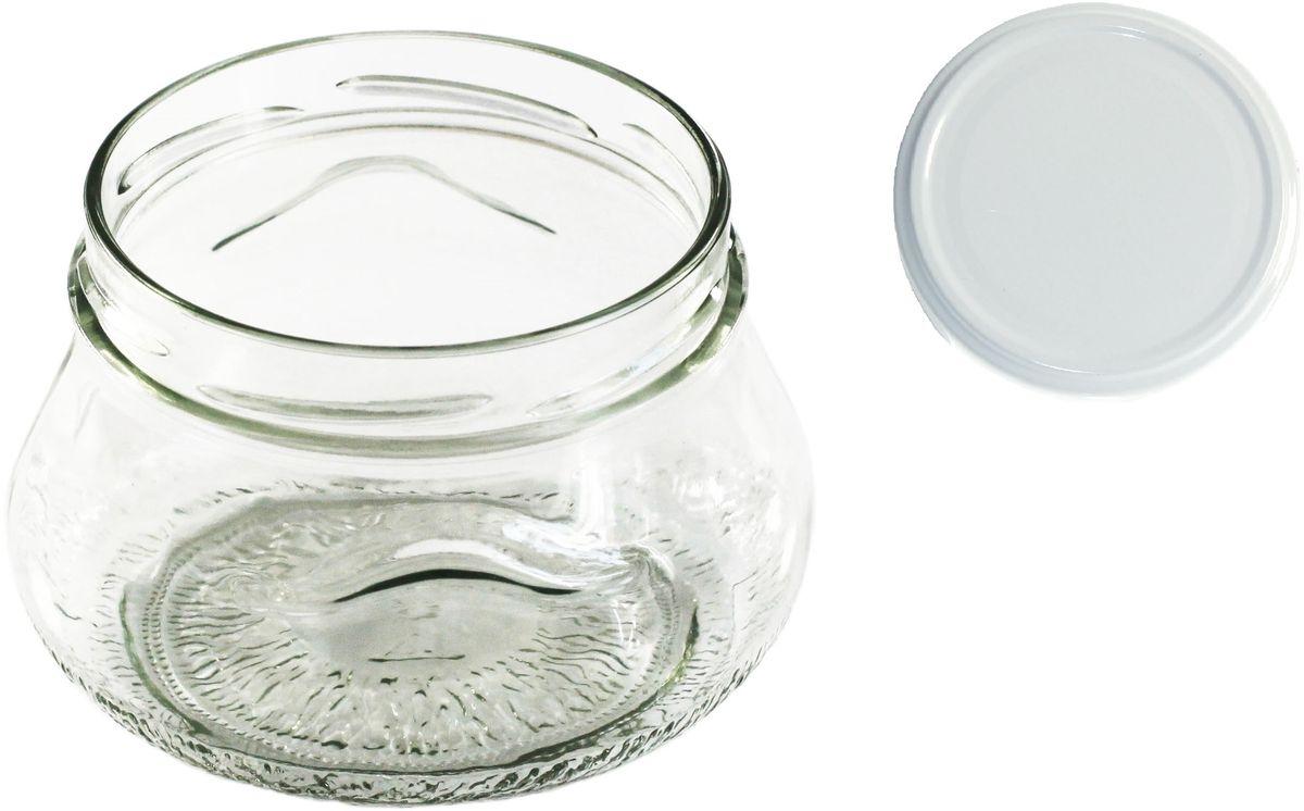 Банка для сыпучих продуктов Einkochwelt Twist, 640 млVT-1520(SR)Банка для сыпучих продуктов Einkochwelt Twist изготовлена из прочного стекла и дополнена металлической крышкой. Такая модель станет незаменимым помощником на любой кухне. В ней будет удобно хранить сыпучие продукты, такие, как чай, кофе, соль, сахар, крупы, макароны и многое другое. Емкость плотно закрывается крышкой, благодаря которой дольше сохраняя аромат и свежесть содержимого. Оригинальная форма и цвет банки позволит ей стать не только полезным изделием, но и украшением интерьера вашей кухни.Объем банки: 640 мл.