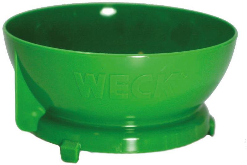 Воронка для наполнения банок Einkochwelt Weck26864Воронка для наполнения банок станет вашим незаменимым помощником на кухне. Она поможет вам без потерь пересыпать или перелить продукты в банки, не потеряв ни капли содержимого и не прибавив вам уборки. Великолепно подходит при консервировании в процессе заполнения банок продуктами. Изделие выполнено из высококачественного пластика.
