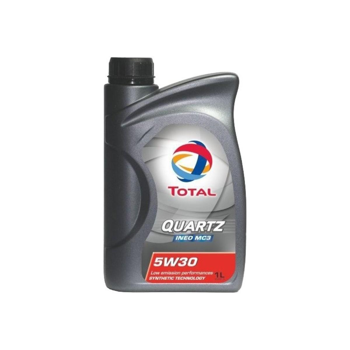 Моторное масло Total Quartz Ineo ECS 5w-30, 1 лS03301004TOTAL Quartz Ineo ECS SAE 5W-30 необходимо для правильного функционирования дизельного сажевого фильтра, также как и других систем последующей обработки выхлопных газов. Может применяться при наиболее сложных режимах эксплуатации и в самых трудных условиях (автомагистрали, интенсивное городское движение). Имеет пониженную сульфатную зольность и низкое содержание фосфора и серы. Удовлетворяет техническим требованиям TOYOTA.Специально разработано для двигателей PEUGEOT и CITROEN . Спецификация ACEA C2;A5;B5; PSA B71 2290