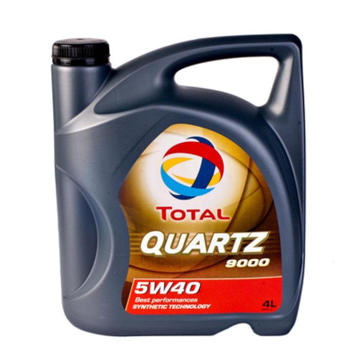Моторное масло Total Quartz 9000 5w40, 4 л790009Total Quartz 9000 5w-40 особенно рекомендовано для применения в двигателях с турбонаддувом, включая инжекторные и многоклапанные. Масло обеспечивает высокие эксплуатационные свойства в условиях высоких нагрузок при вождении по автостраде и в городе, в любое время года. Total Quartz 9000 5w-40 прекрасно подходит для автомобилей, оснащенных катализаторами и использующих этилированный бензин или сжиженный газ. Благодаря синтетической технологии изготовления Total Quartz 9000 5w-40 обеспечивает увеличенный интервал замены из-за исключительной стойкости к окислению. Total Quartz 9000 5w-40 превосходно обеспечивает смазывание пар трения при холодном пуске двигателя и экономию топлива благодаря исключительной легкотекучести при низких температурах. Из-за высокой термической стабильности образует сверхпрочную масляную пленку при высоких температурах. Total Quartz 9000 5w-40 защищает пары трения и полностью сохраняет мощность двигателя, обеспечивая длительную работоспособность Total Quartz 9000 5w-40 сохраняет в чистоте наиболее чувствительные части двигателя, благодаря выкотехнологичным моющим и диспергирующим присадкам Спецификации/допуски: API SJ/CF, ACEA A3-98/B3-98; PSA PSA Peugeot Citroen Gasoline & Diesel, Volkswagen 502.00/505.00 (01/97), Mersedes Benz 229.1, BMW Longlife Oil