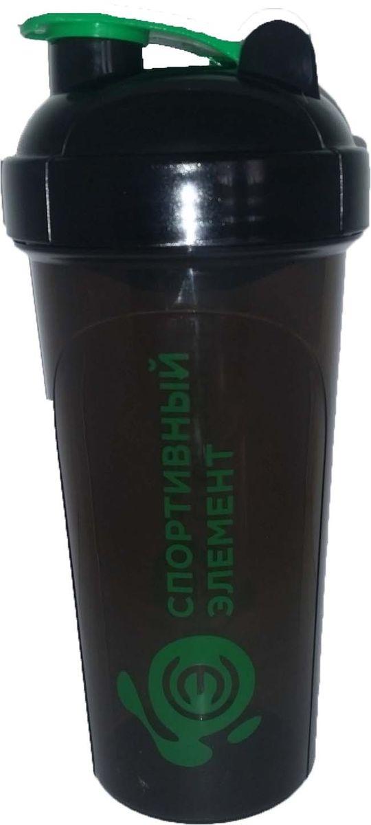 Шейкер спортивный Спортивный элемент  Малахит , 700 мл. S02-700 - Шейкеры
