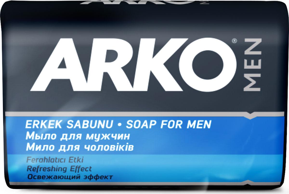Arko Men Мыло для мужчин 90г80063151Мыло Arko Men. Экономичное, традиционное средство личной гигиены и ухода за кожей, разработанное специально для мужчин.