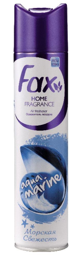 Fax Освежитель воздуха Морская свежесть 300мл391602Коллекция ярких, бодрящих ароматов, способных привнести в ваш дом свежесть и благоухание, создав атмосферу уюта и комфорта
