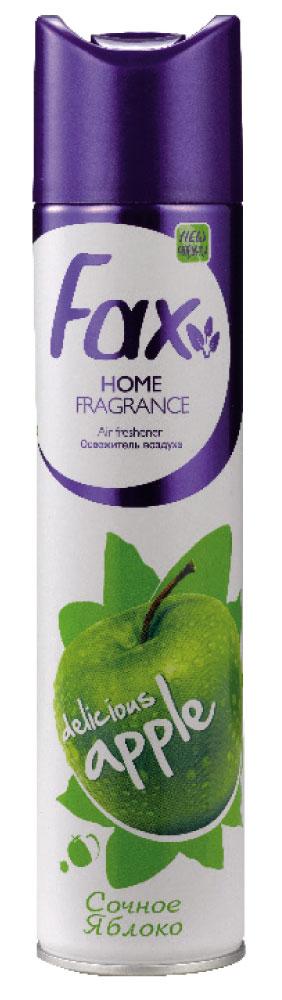 Fax Освежитель воздуха Сочное яблоко 300мл669150Коллекция ярких, бодрящих ароматов, способных привнести в ваш дом свежесть и благоухание, создав атмосферу уюта и комфорта
