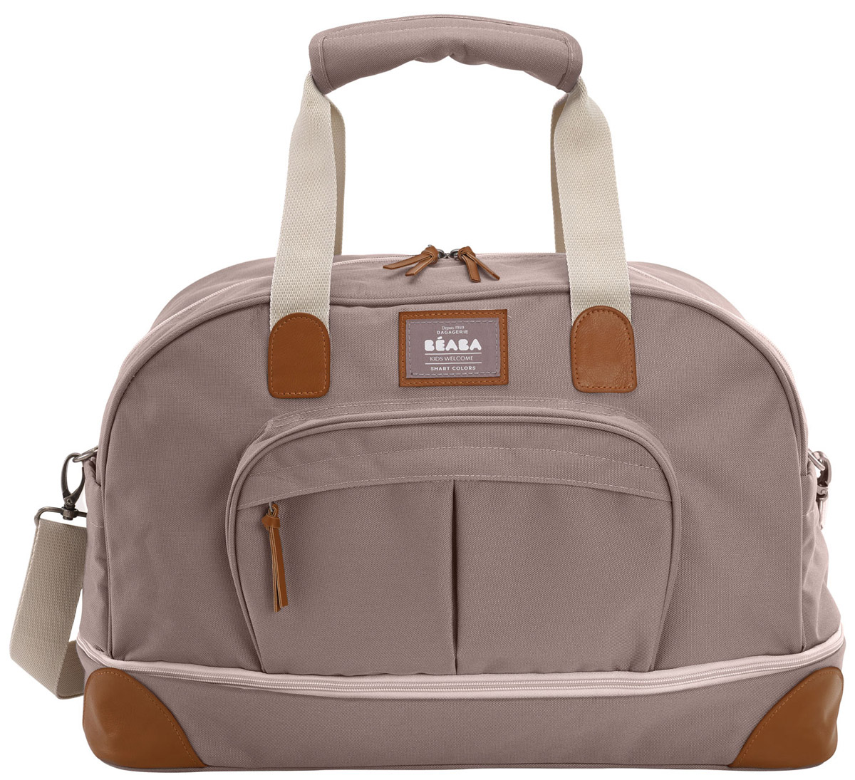 Beaba Сумка для мамы Changing Bag Amsterdam II цвет коричневый