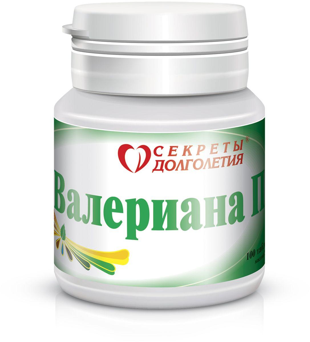 """Валериана П Секреты долголетия, 0,205 г, №10015032029""""Валериана П""""- успокаивающая рекомендуется для достижения длительного успокоительного эффекта при:нервном возбуждении,бесоннице, астме, тахикардии, неврозах,для снижения давления при гипертонии 1 или 2 степенинервных заболеваниях желудка и кишечника,нейродермитах,судорогах, спазмах, истерии, ишиасе,эпилепсии,головной боли на нервной почве, мигрени,климактерических расстройствах."""