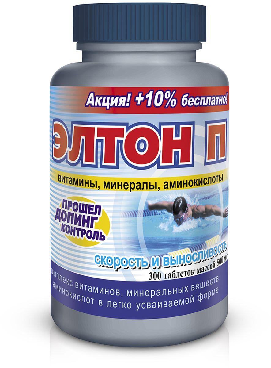 Элтон-П, 0,5 г, №300 - Аптека