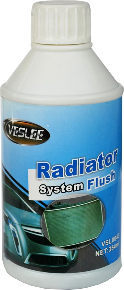 Промывка радиатора Veslee, для системы охлаждения, 354 мл (банка)K12Эффективное средство для промывки всех типов систем охлаждения. Очищает от накипи, ржавчины и прочих загрязнений. Рекомендуется применять при смене охлаждающей жидкости. Безопасно для радиаторной системы, обладает защитными свойствами.