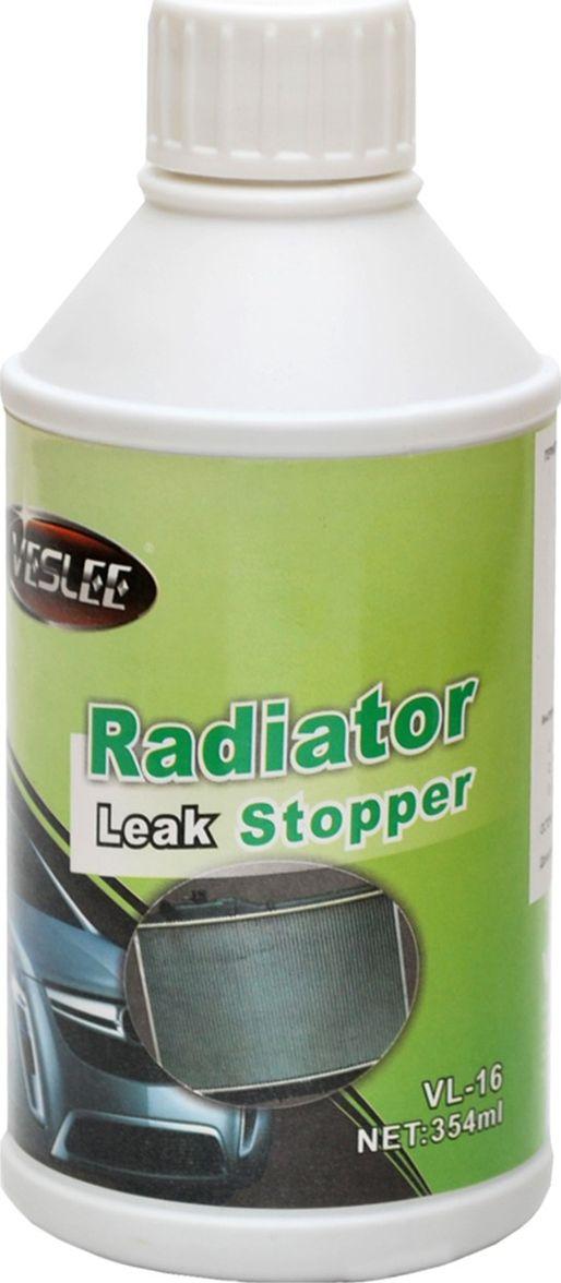 Герметик радиатора Veslee, для системы охлаждения, 354 мл (банка)PANTERA SPX-2RSБыстро устаняет протечки в радиаторе, водяных насосах, гибких патрубках, муфтах и рукавах. Эффективно заполняет и герметизирует повреждения, укрепляет ранее отремонтированные участки, предотвращает коррозию. Может смешиваться с любой охлаждающей жидкостью, в том числе и с водой. Безопасно для любых частей системы охлаждения.