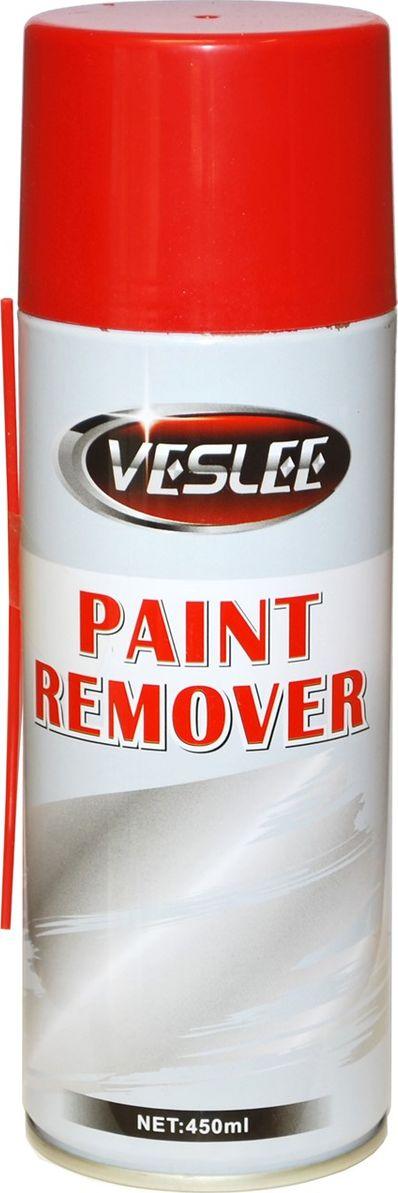 Смывка краски Veslee, 450 мл (аэрозоль)RC-100BPCЭффективное средство для удаления лакокрасочных покрытий. Лёгкая в применении, не вызывает коррозии металлических поверхностей