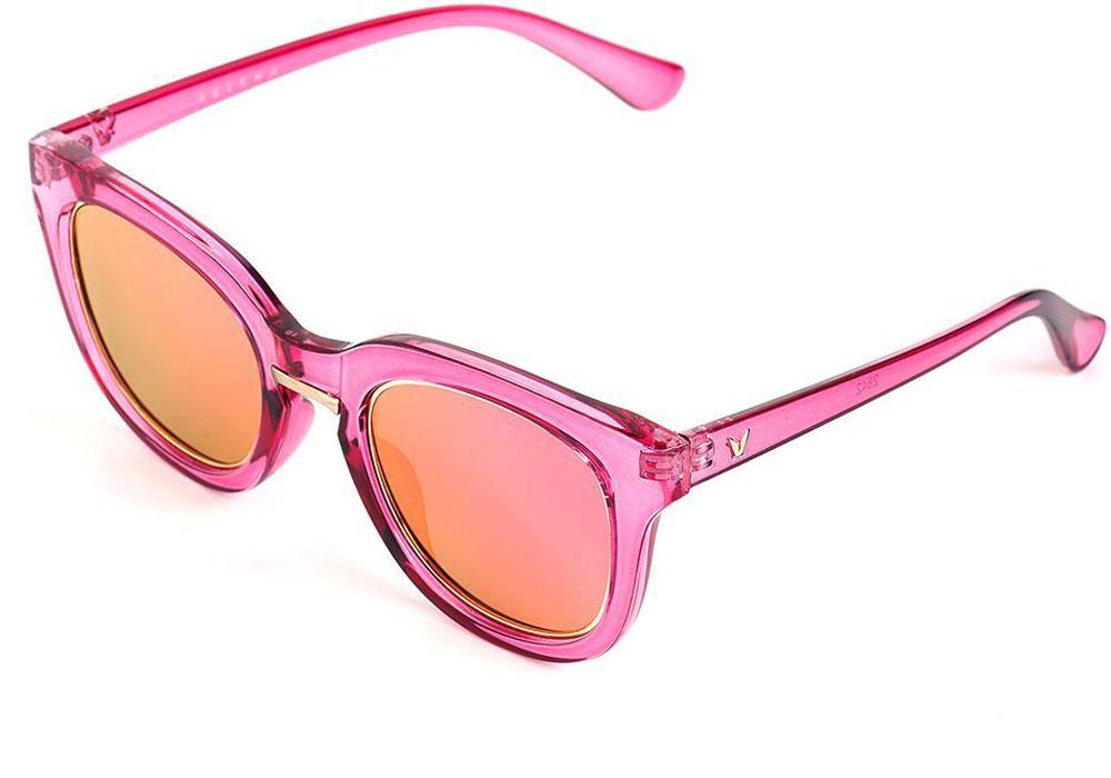 Очки солнцезащитные женские Selena, цвет: фуксия. 80035581BM8434-58AEСолнцезащитные женские очки Selena выполнены из качественного материала. Линзы очков обеспечивают 100% защиту от ультрафиолетовых лучей.Такие очки защитят глаза от ультрафиолетовых лучей, подчеркнут вашу индивидуальность и сделают ваш образ завершенным.Размер (ширина линзы*ширина моста-длина дужки) 56*20-145.