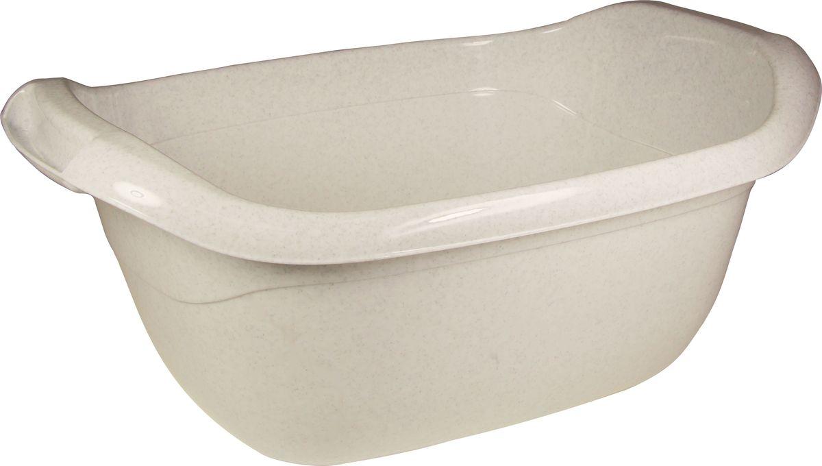 Таз овальный Idea, цвет: мраморный, 10 лМ 2544_мраморныйОвальный таз Idea изготовлен из высококачественного полипропилена и эластана. Таз устойчив к ударным нагрузкам. Вогнутая форма на боковой поверхности таза дает дополнительную жесткость и прочность. Удобно выполненная конструкция ручек позволяет с комфортом переносить содержимое. Он предназначен для замачивания и стирки белья. Таз пригодится в любом хозяйстве.Размер: 43 х 31 х 18,5 см.
