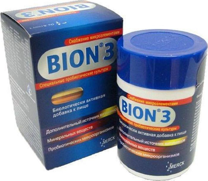 Бион 3, 30 таблеток15032029Восполняющее дефицит витаминов и минеральных веществ действие лекарственных препаратов складывается из комплекса биологических эффектов, присущих тем витаминам, микро- и макроэлементам, которые входят в комплексный препарат.Бион 3 оказывает действие, нормализующее микрофлору кишечника, иммуностимулирующее, нормализующее водно-электролитный баланс, восполняющее дефицит витаминов и минеральных веществ.Способствуя укреплению защитных сил организма! Помогает нормализовать микрофлору кишечника, тем самым усиливает её защитную функцию и также оберегает её от отрицательного воздействия антибиотиков.Является дополнительным источником витаминов и минералов, необходимых для тонуса и быстрого восстановления.Бион 3 - Полноценный состав: - Запатентованная трёхслойная таблетка. - Оригинальная комбинация пробиотиков. - Основные минералы. - Сбалансированный комплекс витаминов. Сфера применения: Витаминология.Товар сертифицирован.