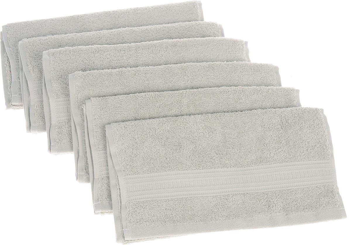 Набор полотенец TAC Mix and sleep, цвет: серо-бежевый, 30 х 50 см, 6 шт68/5/1Набор TAC Mix and sleep состоит из шести полотенец, выполненных из натуральной махровой ткани (100% хлопка). Изделия отлично впитывают влагу, быстро сохнут, сохраняют яркость цвета и не теряют формы даже после многократных стирок. Полотенца TAC Mix and sleep очень практичны и неприхотливы в уходе. Такой набор послужит приятным подарком.