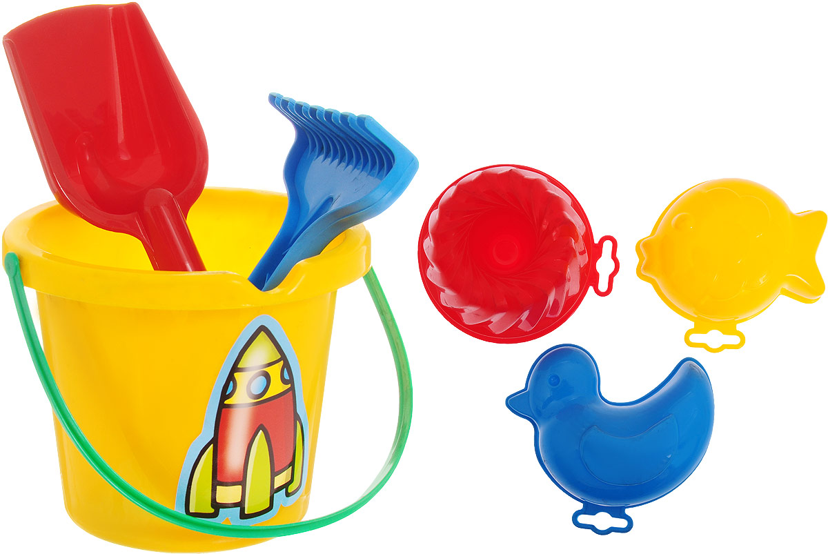 Marioinex Набор для песочницы 6 предметов