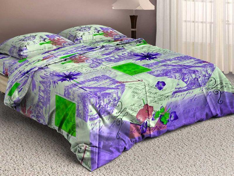 Комплект белья МарТекс, 1,5-спальный, наволочки 50х70. 01-0700-110503Комплект постельного белья МарТекс, выполненный из бязи (100% хлопок), состоит из пододеяльника, простыни и двух наволочек. Постельное белье обладает яркими, сочными цветами. Изделия оформлены оригинальным рисунком.Бязь - ткань полотняного переплетения с незначительной сминаемостью, хорошо сохраняющая цвет при стирке, легкая, с прекрасными гигиеническими показателями.Такой комплект подойдет для любого стилевого и цветового решения интерьера, а также создаст в доме уют.