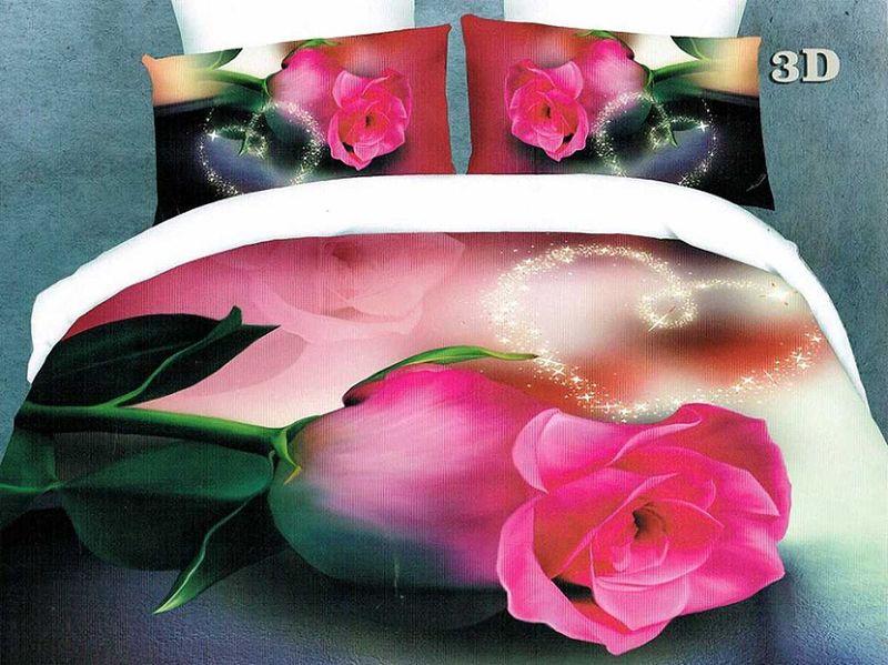 Комплект белья МарТекс Моника, 2-спальный, наволочки 70х70391602Комплект постельного белья МарТекс Моника, выполненный из микрополиэстера, состоит из пододеяльника, простыни и двух наволочек. Изделия оформлены оригинальным рисунком. Такой комплект подойдет для любого стилевого и цветового решения интерьера, а также создаст в доме уют. Приобретая комплект постельного белья МарТекс, вы можете быть уверенны в том, что покупка доставит вам и вашим близким удовольствие и подарит максимальный комфорт.