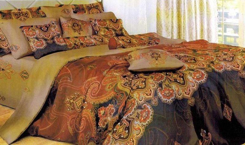 Комплект белья МарТекс, 1,5-спальный, наволочки 50х70. 01-1120-1391602Комплект постельного белья МарТекс, выполненный из микрополиэстера, состоит из пододеяльника, простыни и двух наволочек. Постельное белье обладает яркими, сочными цветами. Изделия оформлены оригинальным принтом.Такой комплект подойдет для любого стилевого и цветового решения интерьера, а также создаст в доме уют.